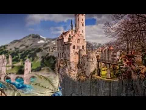 Photo Manipulation – Fantasy Art – Matte Painting Quick Walkthrough inside Photoshop
