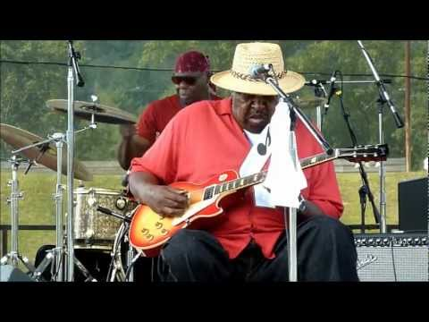 Bad Boy by Magic Slim @ Pennsylvania Blues Festival July 31 2011