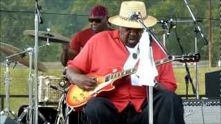 Bad Boy by Magic Slim @ Pennsylvania Blues Festival July 31 2011