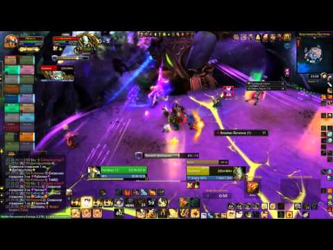 WoW Warlords of Draenor. Архимонд эпох. Ретри паладин. ЦАП миф 13/13