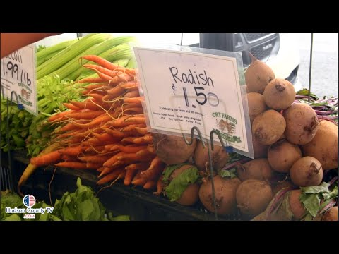 Food for thought at Union City Farmers Market