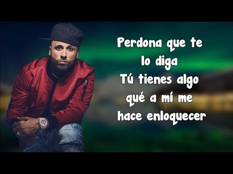 Nacho, Nicky Jam - Mona Lisa (Letra/Lirycs)