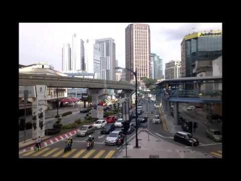 Travel Day to Kuala Lumpur, Malaysia