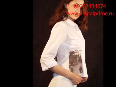 цифровая печать на платьях и футболках  www.digitalprime.ru