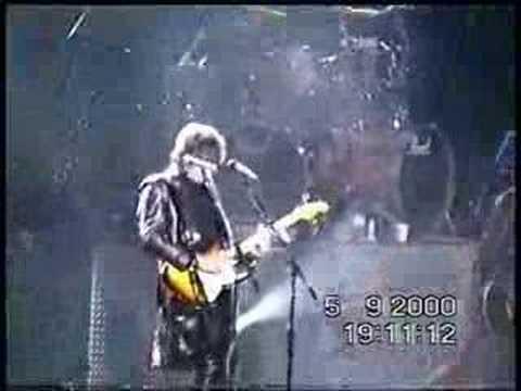 Bon Jovi  I Believe Berlin 2000