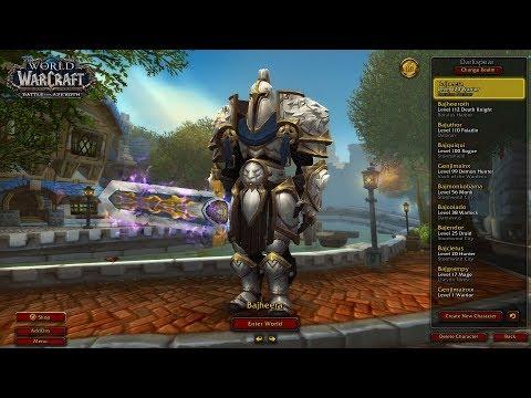 Bajheera - 2400+ WMP: Arms Warrior 3v3 Arena (360 iLvl) - WoW 8.0 Battle for Azeroth PvP