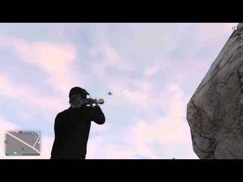 Grand Theft Auto Online RPG Epic Kill