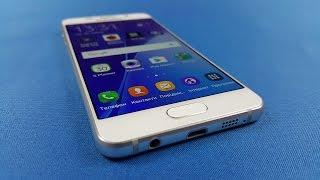 видео Com Обзор смартфона Samsung Galaxy A3 2016 - Отзывы о Галакси А3
