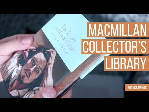 MacMillan Collector's Library | BookCravings