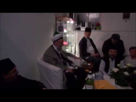 Vortrag im Rabbani Derwisch Café