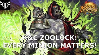 Demon Zoolock: Every Minion Matters! - [Hearthstone: Kobolds & Catacombs]
