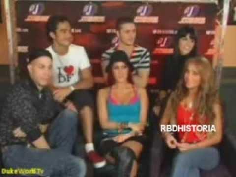 [2007] RBD En Univision En Un Chat [COMPLETO]