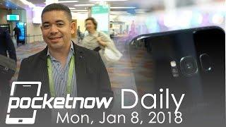 Samsung Galaxy S9+ vs S9, LG G7 delays & more - Pocketnow Daily