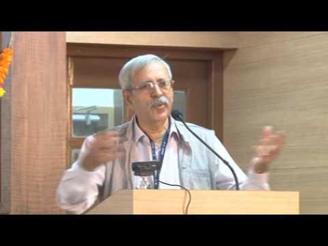 New India - New Society - New Earth, Dr. Subhash Sharma @ VESIM, Mumbai