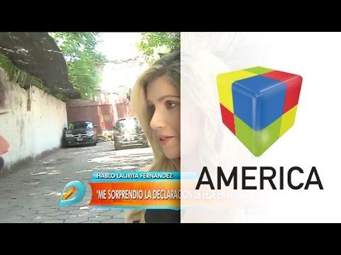 Laurita Fernández: Fede no me propuso ocupar otro rol en su vida