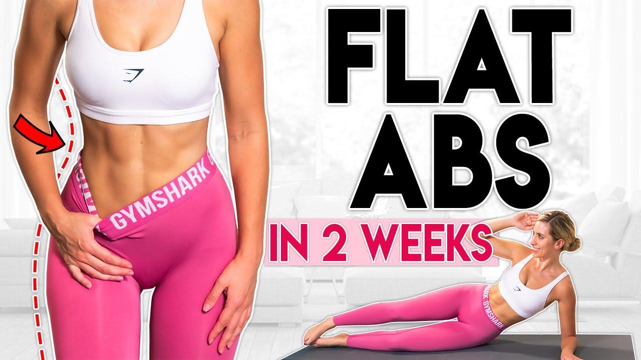 slim down tummy în 2 săptămâni)