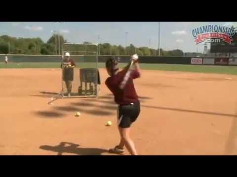 Softball Triple Threat: Slapping, Bunting & Hitting