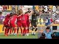 Reaccionando A Los Goles Y Mejores Momentos La Élite 3-0 Crazy Crew