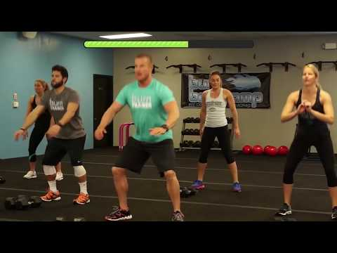 Full Body Workout - Burn Boot Camp