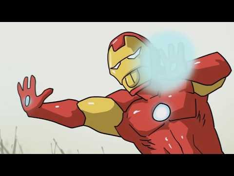 สรุป Iron man ทุกภาคใน 2 นาที [พากย์ไทย] ไม่มีสปอย