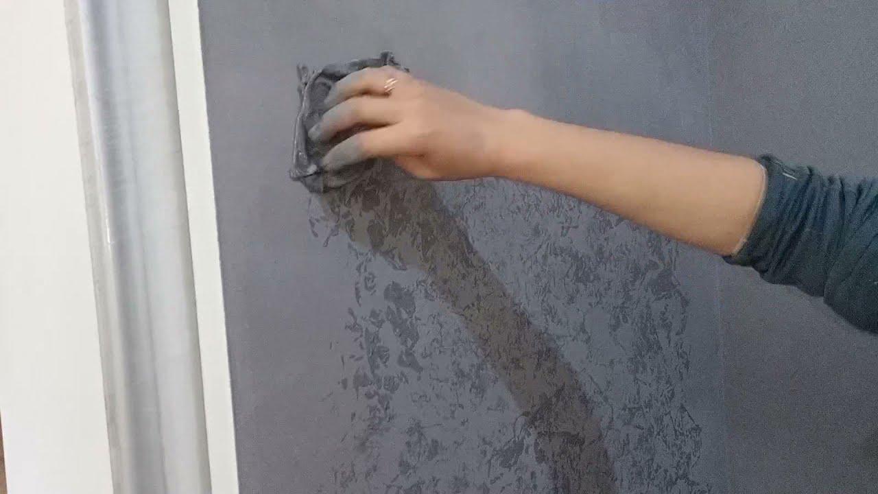 Своеобразная покраска стен | Обои не нужны...