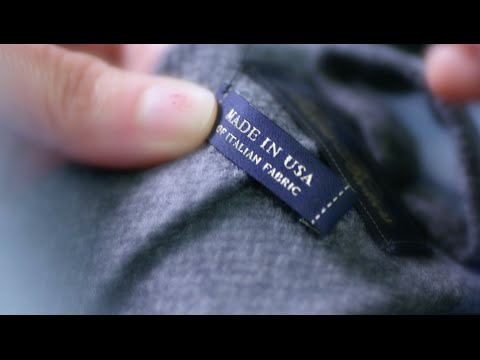 Brooks Brothers | Made in America: New York City