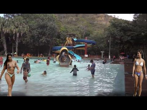 Santa Ana, El salvador,PARQUE ACUATICO   SIHUATEHUACAN ,,Video completo