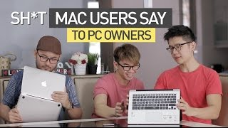 Sh*t MACBOOK Users SAY to PC Owners | TricycleTV thumbnail