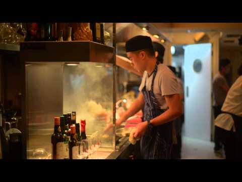 Tapeo - A Casual Tapas Bar Offering Authentic Spanish Cuisine in Hong Kong