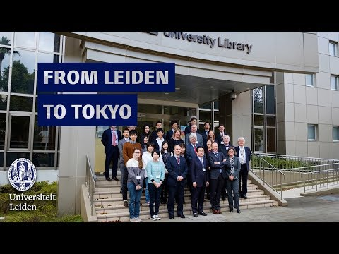 From Leiden to Tokyo: Cleveringa around the world!