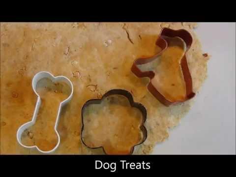 How To Make Homemade Dog Treats