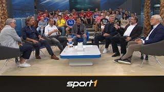 Doppelpass-Experten kritisieren Qualität der Bundesliga | SPORT1 - CHECK24 DOPPELPASS