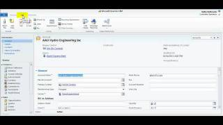 Attaching a File with Microsoft CRM 2011