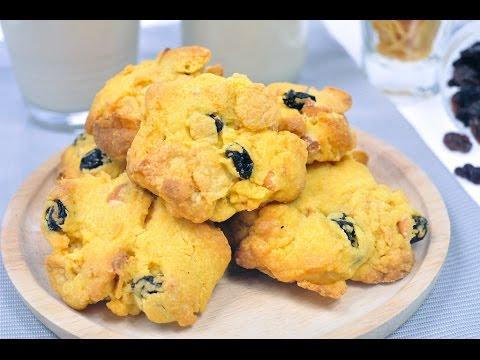 คุกกี้เจ | อาหารเจ | Vegetarian Cookie