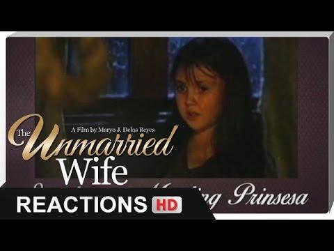 Reactions - Mula pagkabata namangha na tayo sa angking galing nya! - 'The Unmarried Wife' - 동영상