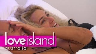 Cassidy wants more from Josh | Love Island Australia 2018
