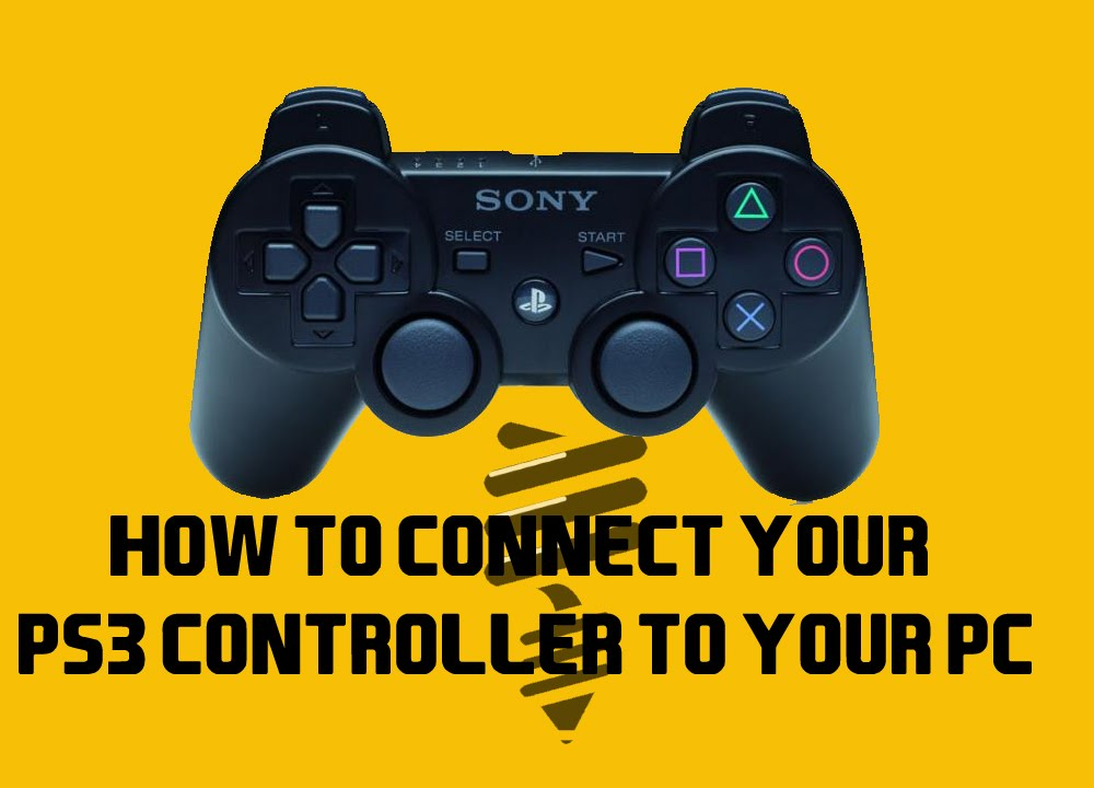 how to connect ps3 controller to pc without motioninjoy