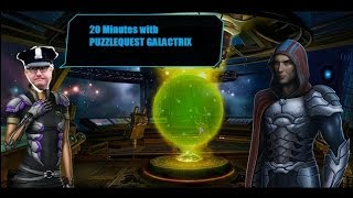 20 Minutes with Puzzle Quest Galactrix