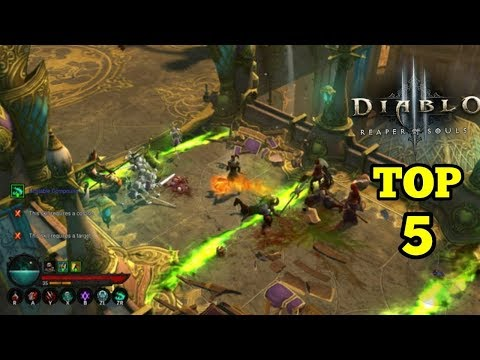 Top 5 Games Like Diablo For Android And IOS Of All Time!