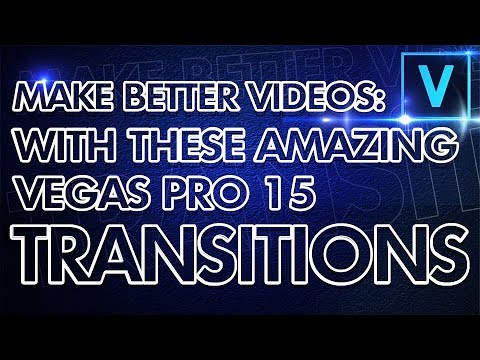 how to make lyrics video with vegas pro