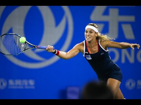 2016 Wuhan Open Semifinals | Dominika Cibulkova vs Svetlana Kuznetsova | WTA Highlights