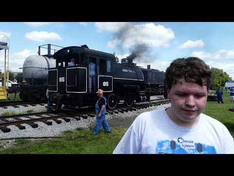 Trip Report: Bluegrass Railroad Museum Versailles, KY Steam Event