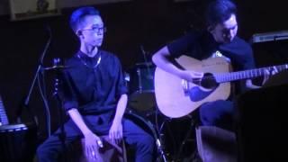 Tell me why- Mr.A cover by Zan tại cafe Tùng Jazz