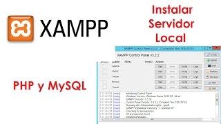 Instalar Xampp para Windows 7, 8, 10