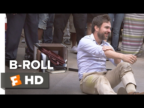 Fist Fight B-ROLL (2017) - Charlie Day Movie
