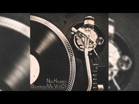 Nas Kingston - Boombap Mix VOl 01 (Old School Rap Instrumentals, Chill Hip Hop Beat Mix, Rap Beats)