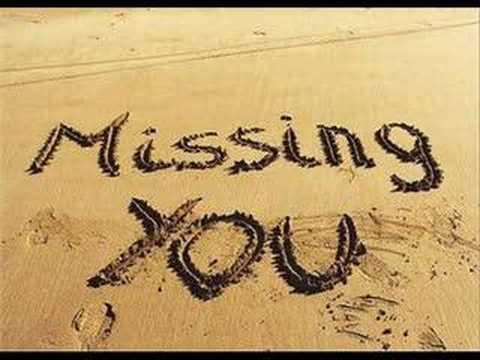 Missing youBobby Tinsley