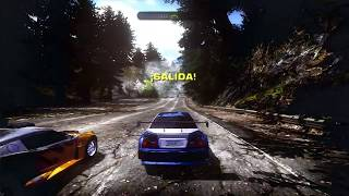 "Need for Speed Most Wanted ""Remastered Edition"" Project"