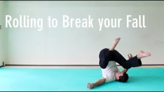 How to Roll to Break Your Fall