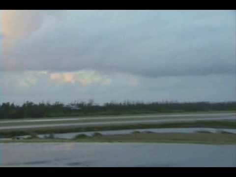F18 Flybys on Wake Island